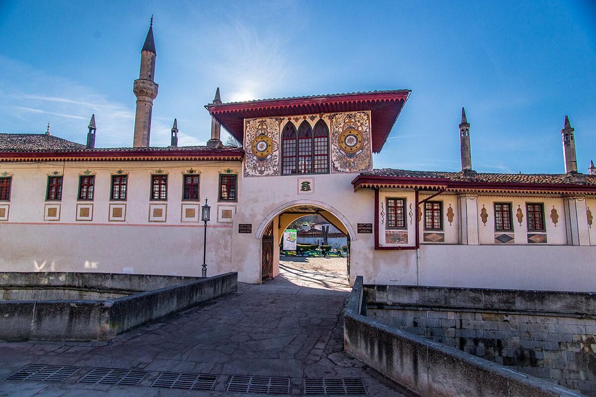 Картинки бахчисарай ханский дворец, настроение картинки