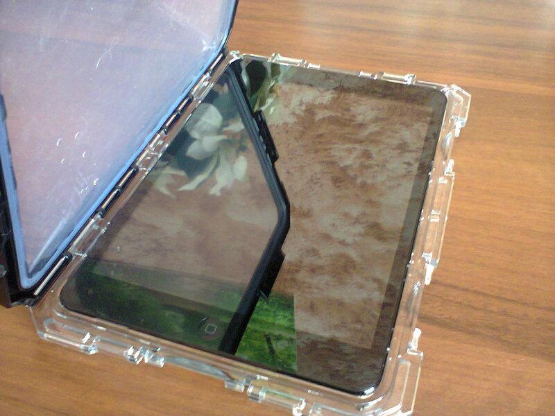 Водонепроницаемый чехол для iPad Mini - iPega PG-iPM006 Ultra-Thin