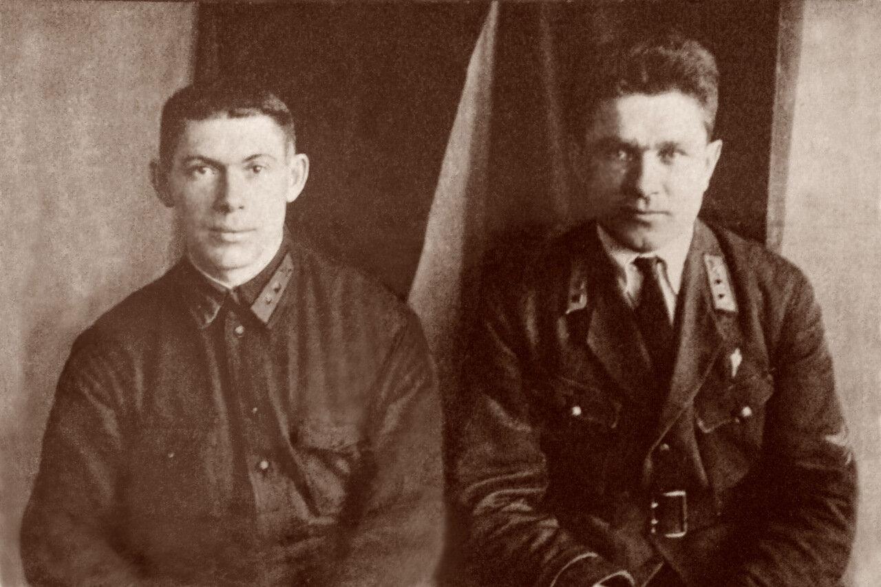 1936.Лейтенанты 21 баб. Ростов-на-Дону