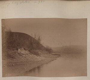 Левый берег Шилки. 980 верста.