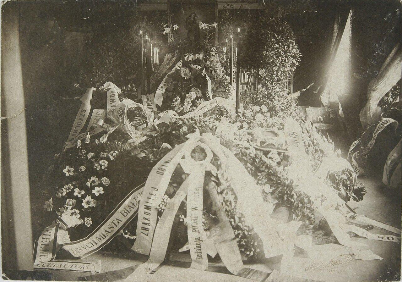 Похороны Элизы Ожешко