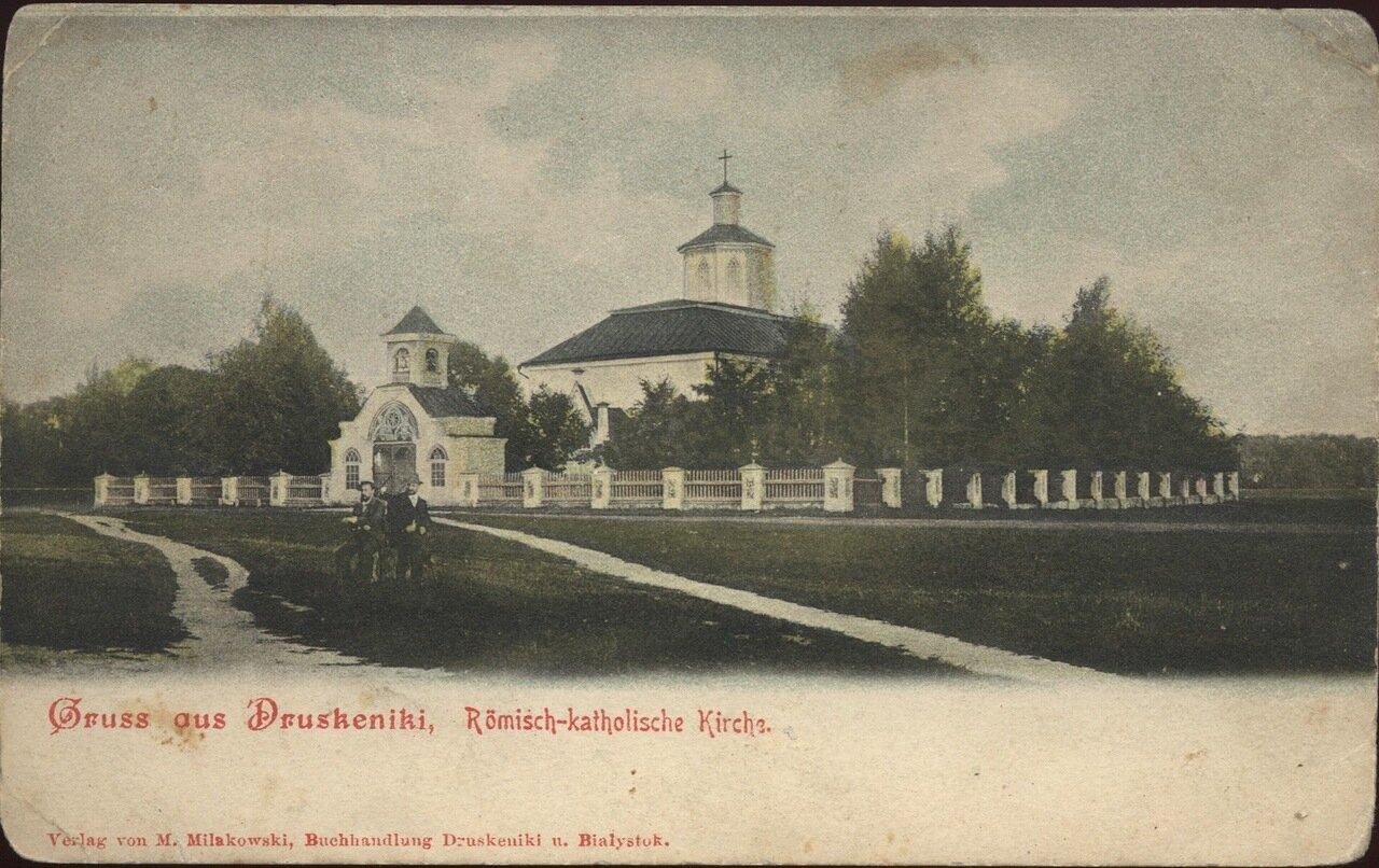 Римско-католическая церковь. 1906