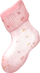 NLD Hello Baby Sock with flowers (2).png