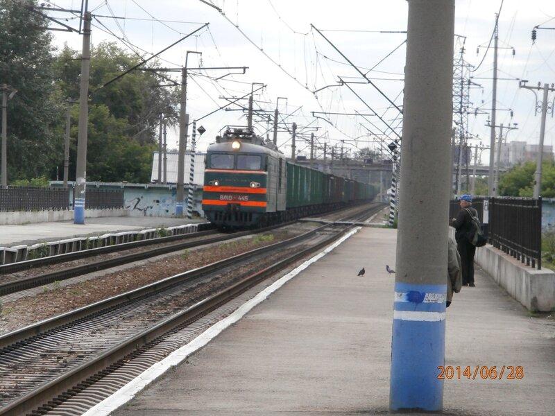 Электровоз ВЛ10-445 (1)
