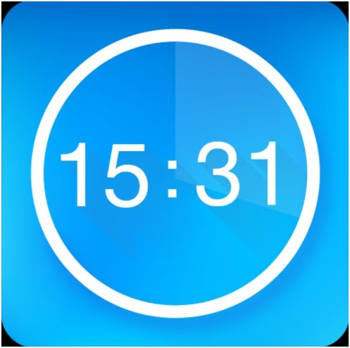 Скачать приложение часы на телефон