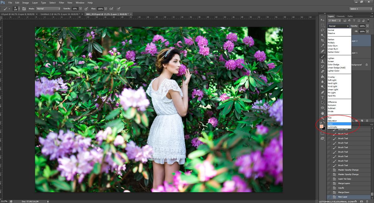 Обработка фото за 10 минут - 6