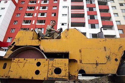 В стране наблюдается рост долевого строительства