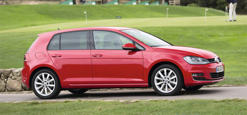 Volkswagen Golf в России получит новый двигатель