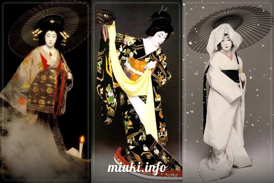 Японский традиционный театр Кабуки