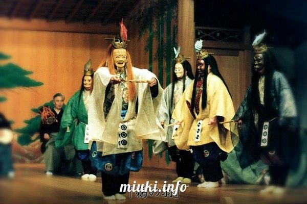 Японский традиционный театр Но