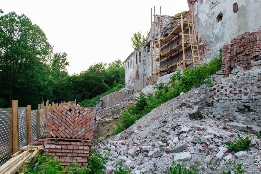 ремонт старого здания в сарове