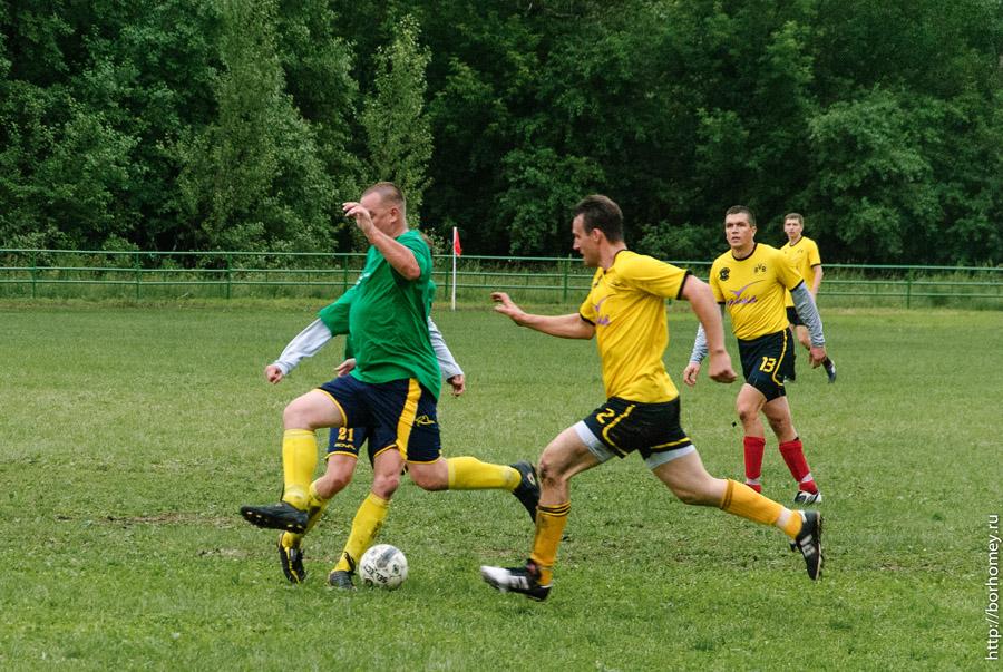 футбол в сарове