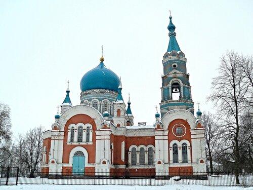 Храм Иоанна Богослова, Козинка