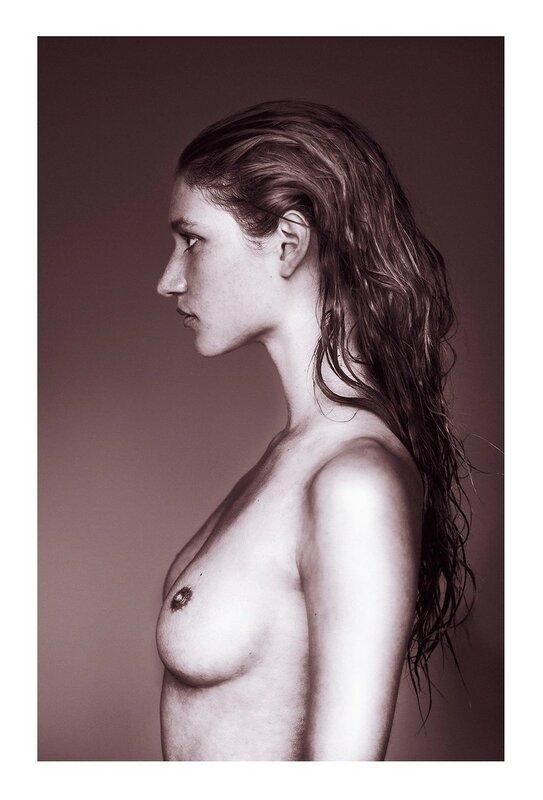 Elizabeth Elam by Demetrios Drystellas