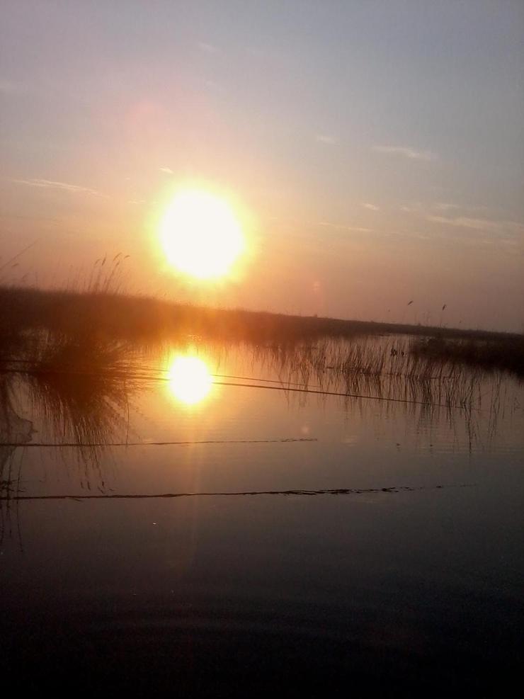... и закат (30.05.2014)