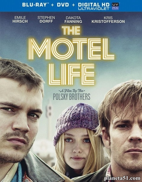 Жизнь в мотеле / The Motel Life (2012/BDRip/HDRip)