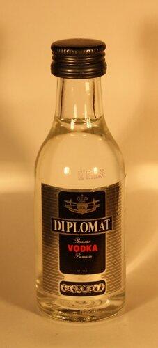 Водка Diplomat Russian Vodka Premium Special