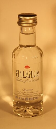 Водка Finlandia Vodka of Finland Imported