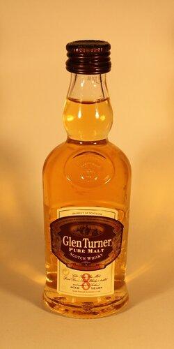 Виски Glen Turner Pure Malt Scotch Whisky Aged 8 Years