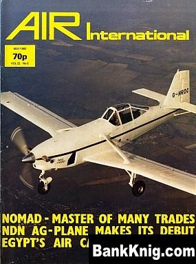 Журнал Air International - Vol 22 N 05