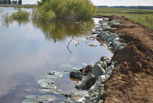 Патрушевский канал, Куйбышев