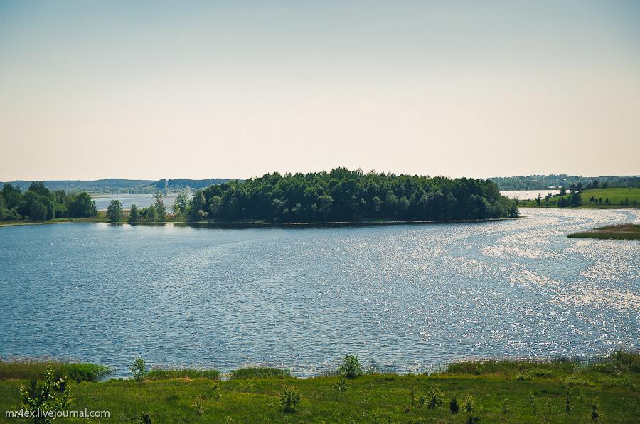 Браслав, Браславские озера, Масковичи, озеро Дерба