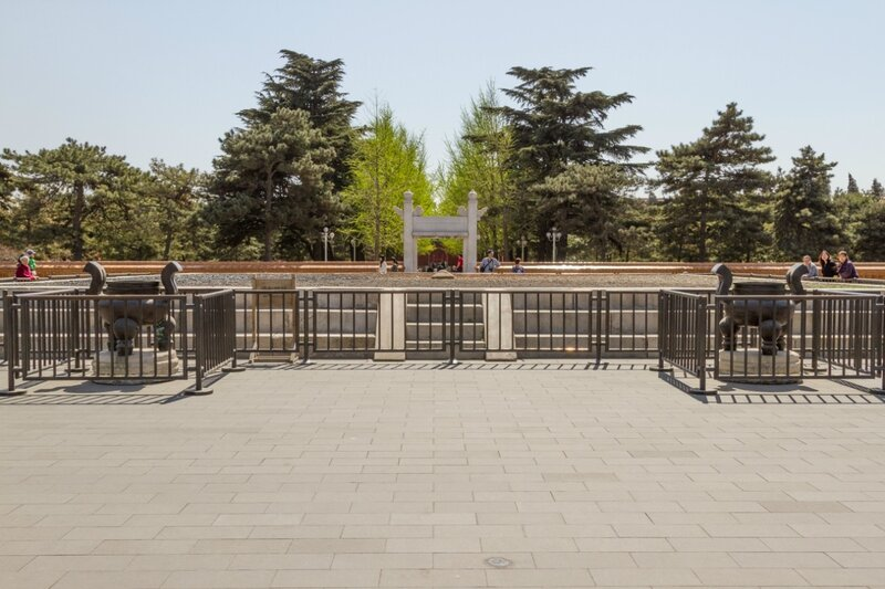 Алтарь Земли и Злаков (Шэцзитань), парк Чжуншань гунъюань, Пекин