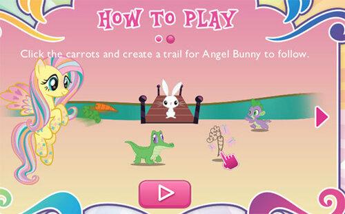 Игры мой маленький пони видео
