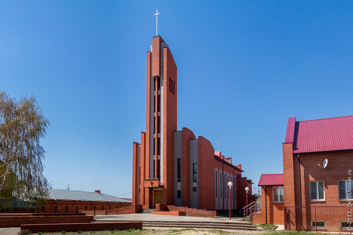 Церкви в Марксе 1