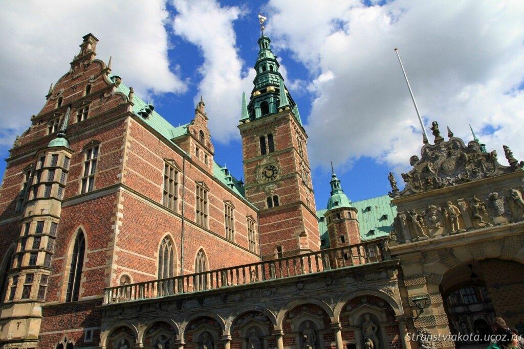 Замок Фредериксборг, Дания