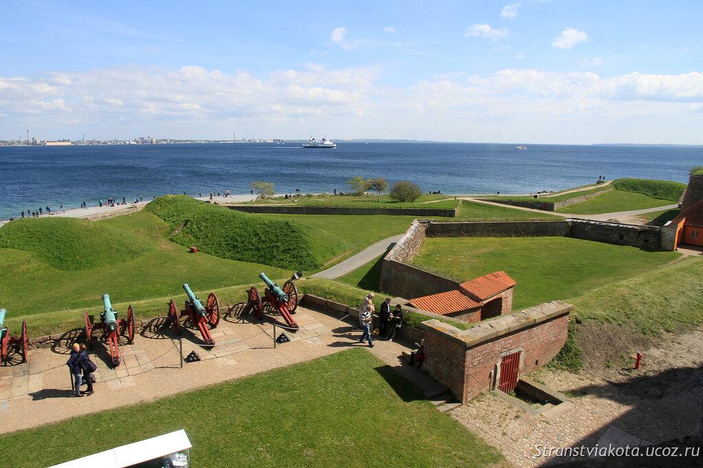 Замок Кронборг, Дания