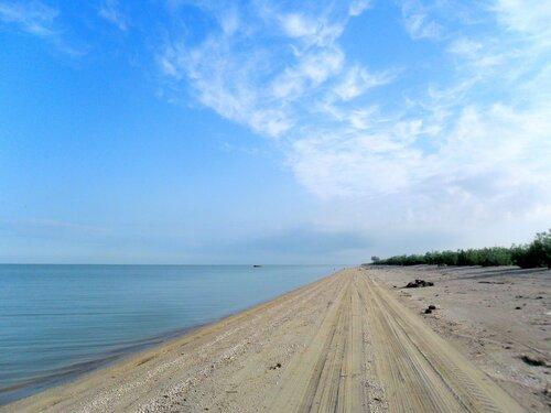 Поездка вело к морю. 2014-05-15