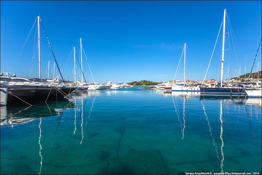 Трибуни, Хорватия