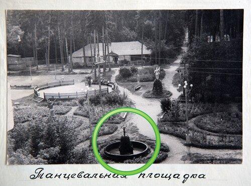 """Санаторий """"Лесное"""" Тольятти (Ставрополь) НИМФА И ИЛЬИЧ"""