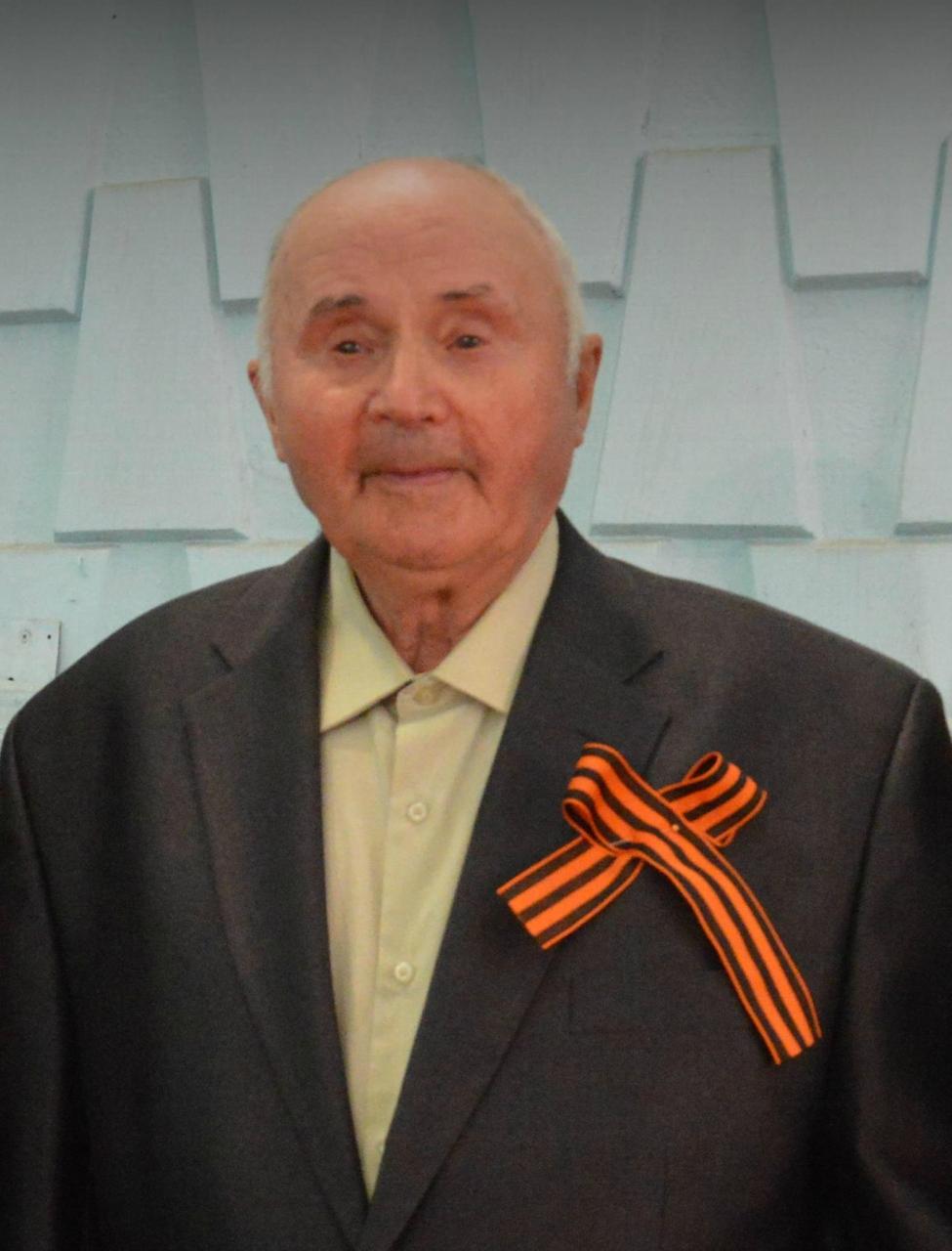 Андрей Никитович Харламов