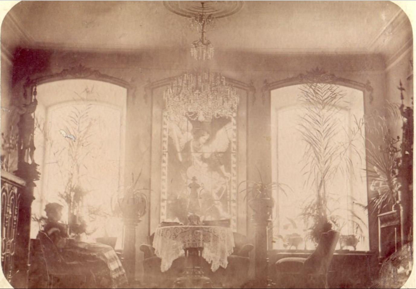 Дворец М.Д.Бутина. Вестибюль