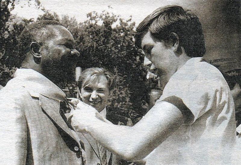 1973. Мясо для Бакассы