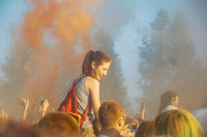праздник,город,Нижний Тагил,молодежь,день молодежи,краски Холи