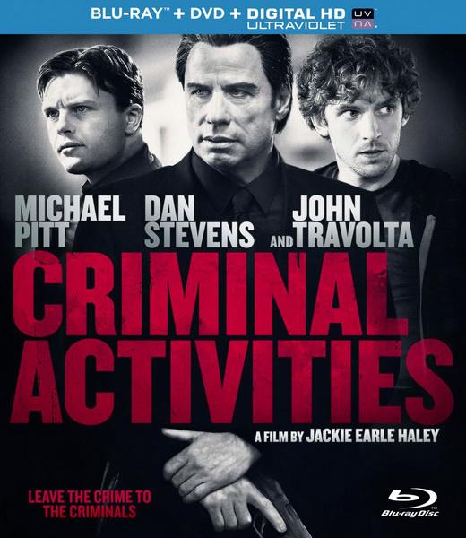 Преступная деятельность / Criminal Activities (2015/BDRip/HDRip)