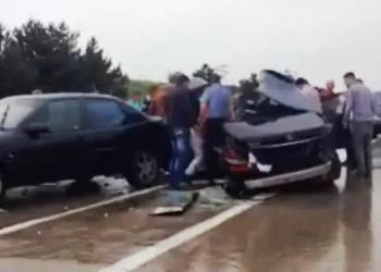 ДТП на трассе Кишинев-Чимишлия: Один человек погиб, двое ранены