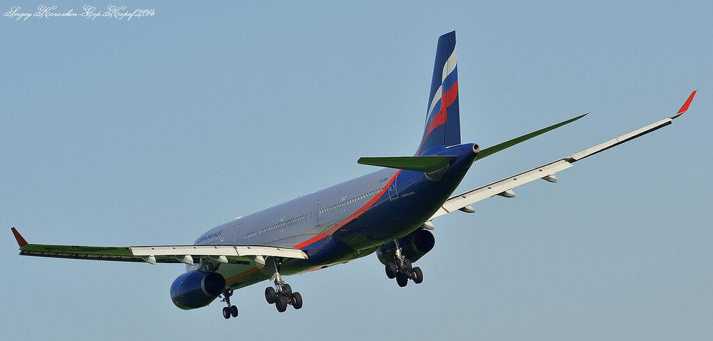 Airbus A330-343E Aeroflot