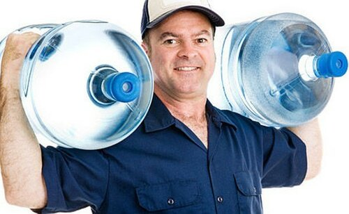 Доставка воды на дом полезно и удобно