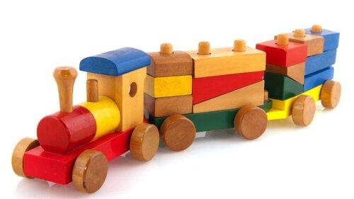 Деревянные игрушки в жизни ребенка