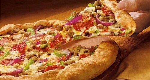 Доставка пиццы выручит любого