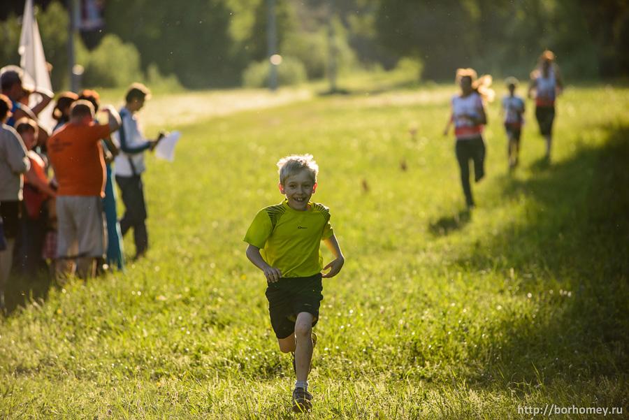 бег в радость