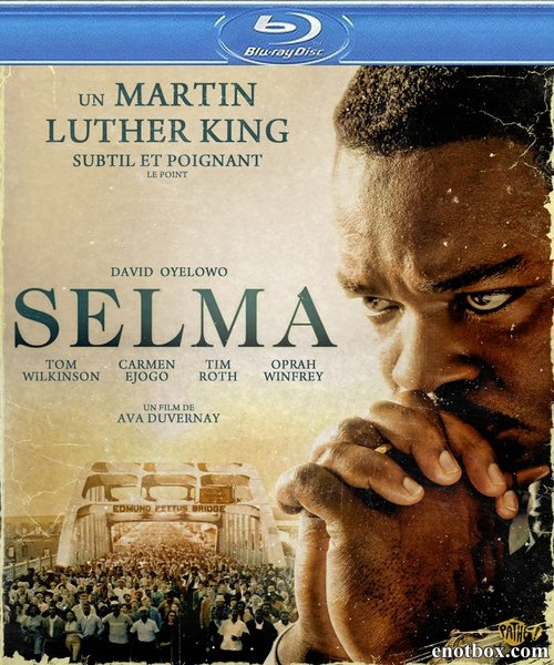Сельма / Selma (2014/BDRip/HDRip)