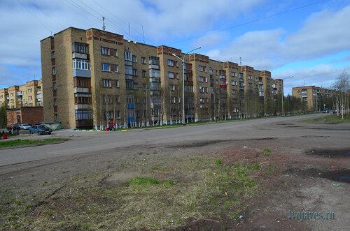 Фото города Инта №6915  Куратова 42 и 40 10.06.2014_14:50