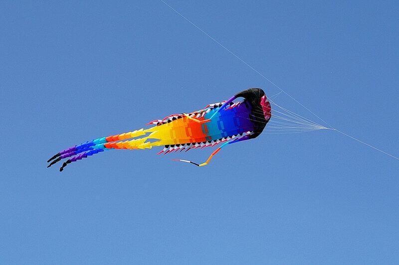 Фестиваль воздушных змеев