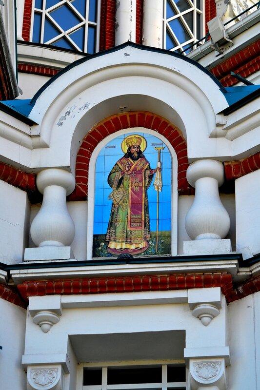 Образ Святителя Феодосия Архиепископа Черниговского