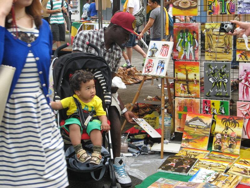 Фестиваль Ямайки в Токио. / One Love Jamaica Festival.Tokyo Yoyogi Park.